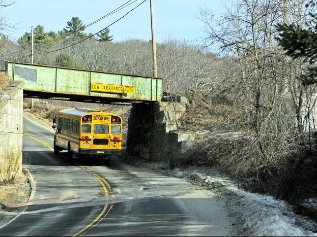 The railroad bridge over Route 24 in Richmond will be torn down starting Monday after years of being hit by vehicles too tall to pass under it.