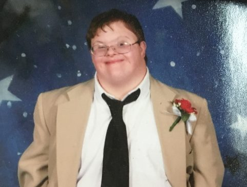Isaac Rhodes, 25, died in a fire at his home on Cattle Pond Road in Washington on Monday.