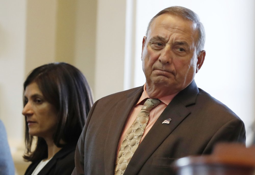 Gov. Paul LePage is preparing legislation that would require steps be taken by a municipality before foreclosure on homes whose owners owe taxes.