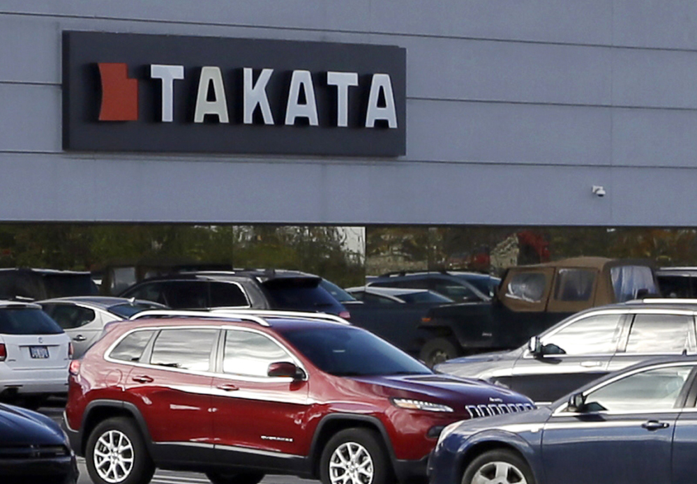 More than 100 million vehicles with Takata air bags, involving 17 automakers, have been recalled worldwide, including 29 million in the U.S. alone, underscoring the scale of the crisis.