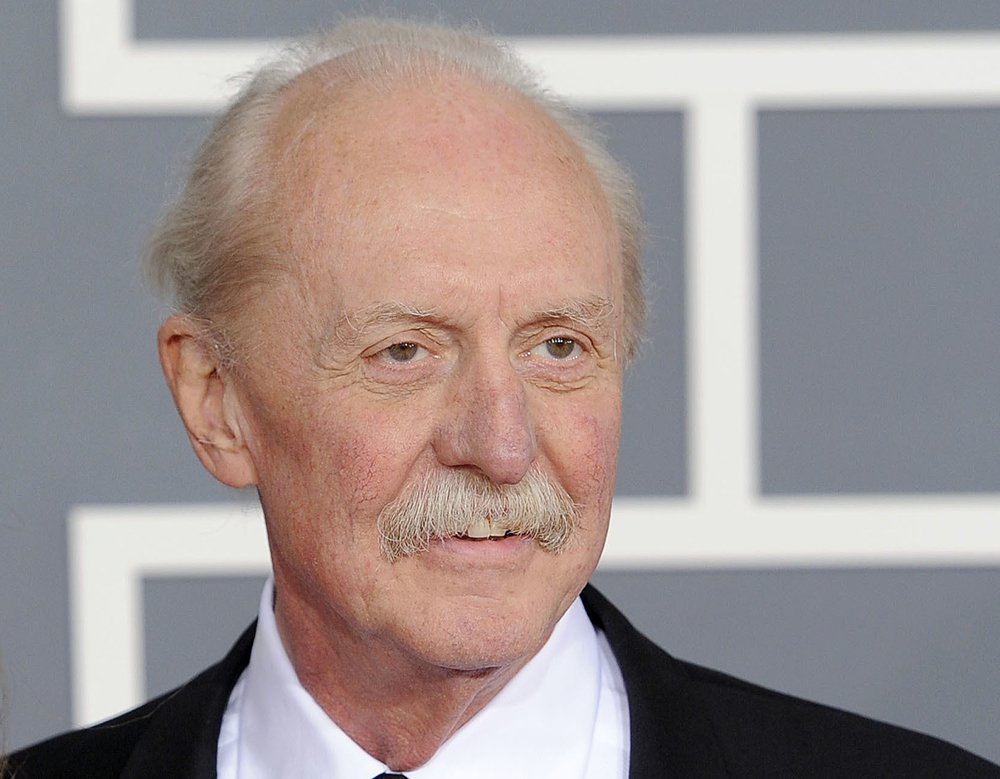Butch Trucks at the Grammy Awards in Los Angeles in February 2012. A drummer, Trucks was one of the founding members of the Southern rock legend The Allman Brothers. He died Jan. 24 at age 69.