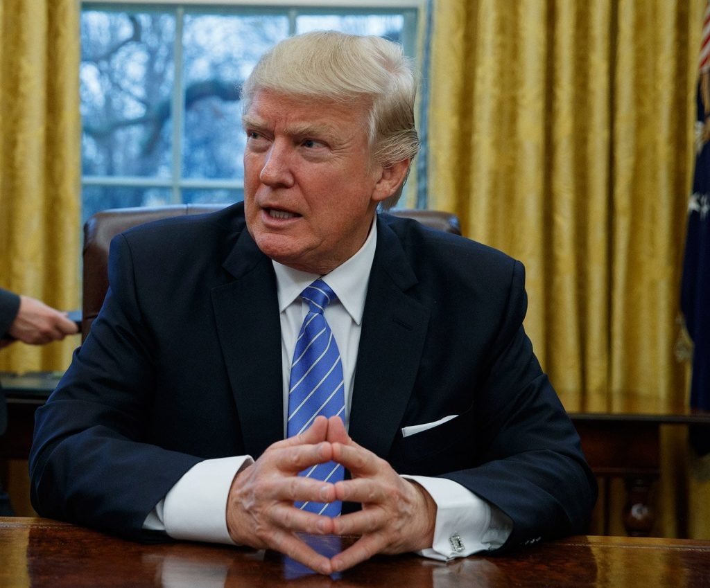 President Trump shows no sign of stopping his attacks on the media.