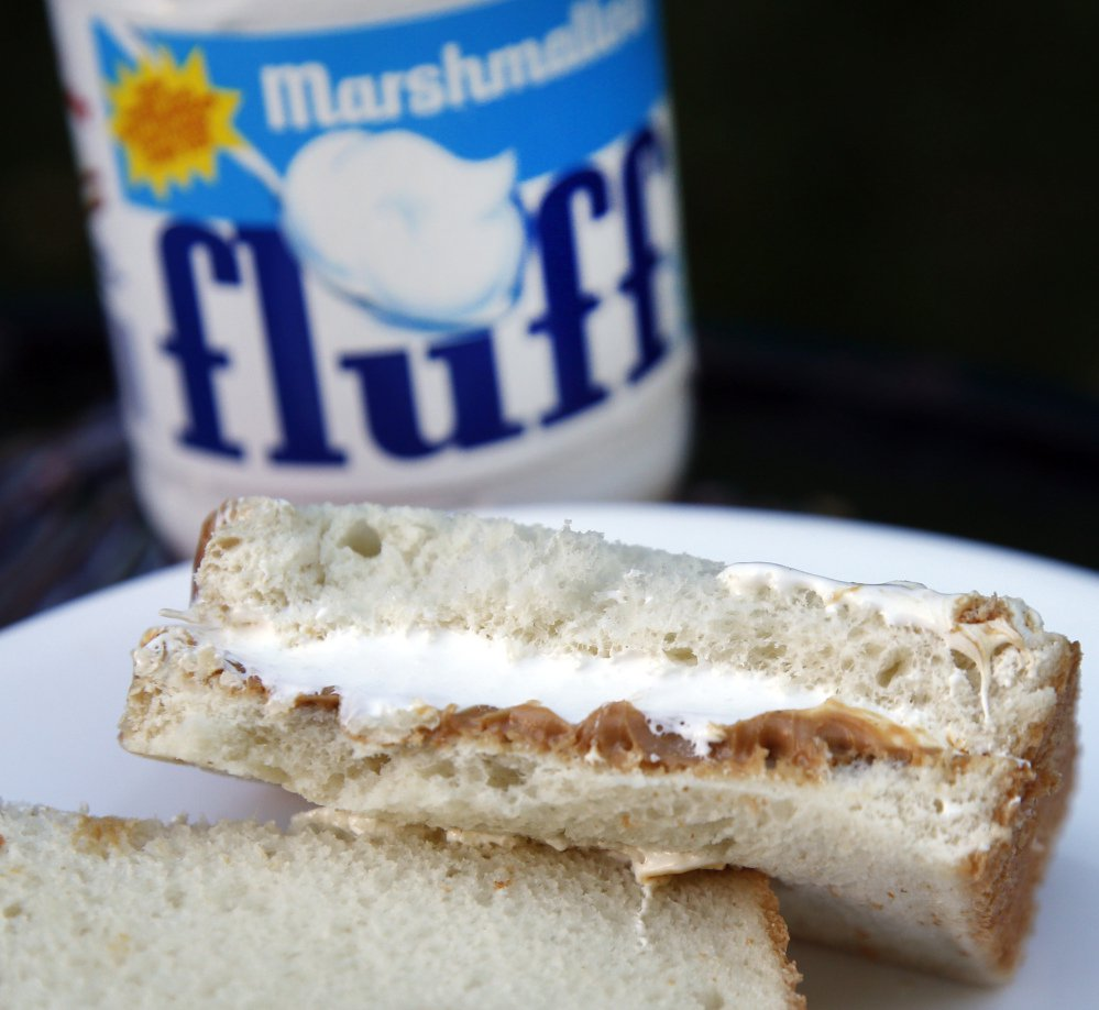 Archibald Query invented Fluff in 1917 in the Boston suburb of Somerville. The marshmallow concoction that's been smeared on a century's worth of sandwiches has inspired a festival and other sticky remembrances as it turns 100.