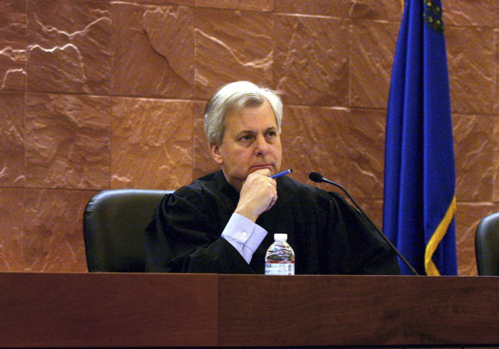 Ninth Circuit Court of Appeals Judge Richard Clifton had the toughest questions Wednesday for the attorney representing the two states' challenge to the travel ban.
