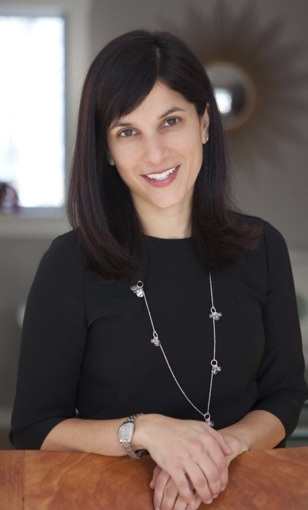 Sara Gideon, candidate for House District 106.