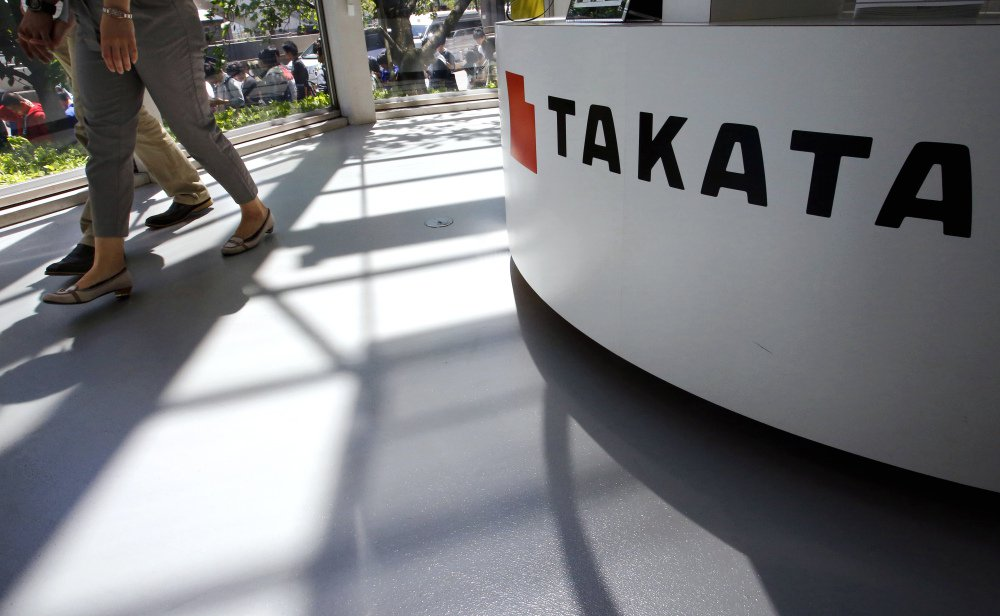 Takata Corp. pleaded guilty Monday in U.S. District Court in Detroit to a criminal charge and agreed to a $1 billion penalty for concealing a deadly air bag inflator problem.