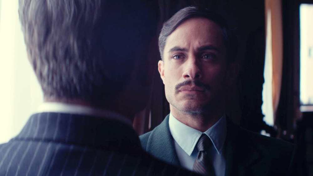 "Courtesy photo   Gael Garcia Bernal in ""Neruda."""