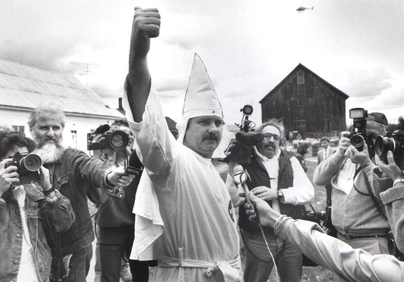 a brief look into the ku klux klan and the invisible empire Resent the klux klan the invisible empire here is cbs news correspondent good evening but cook likes plan as a secret organised been allowed to exist in this country.