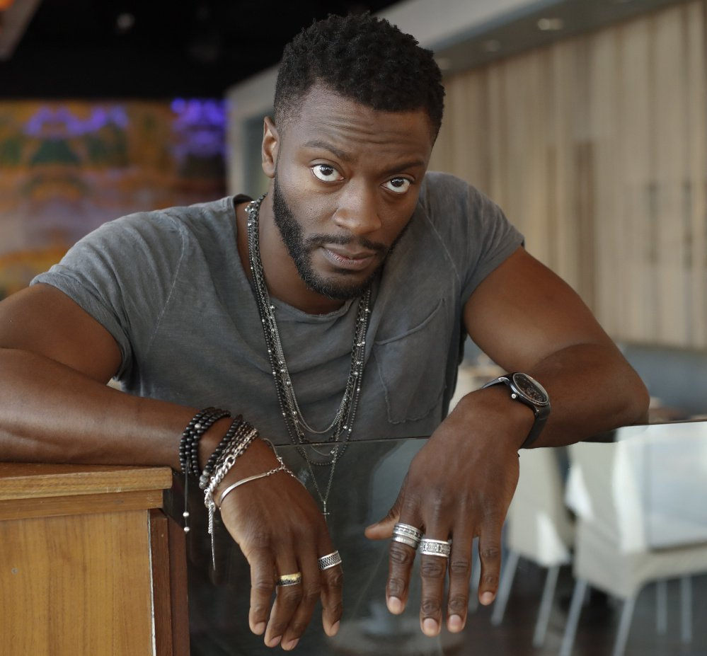 """Aldis Hodge portrays Noah, who helps slaves escape in """"Underground,"""" the Civil War series returning Wednesday."""