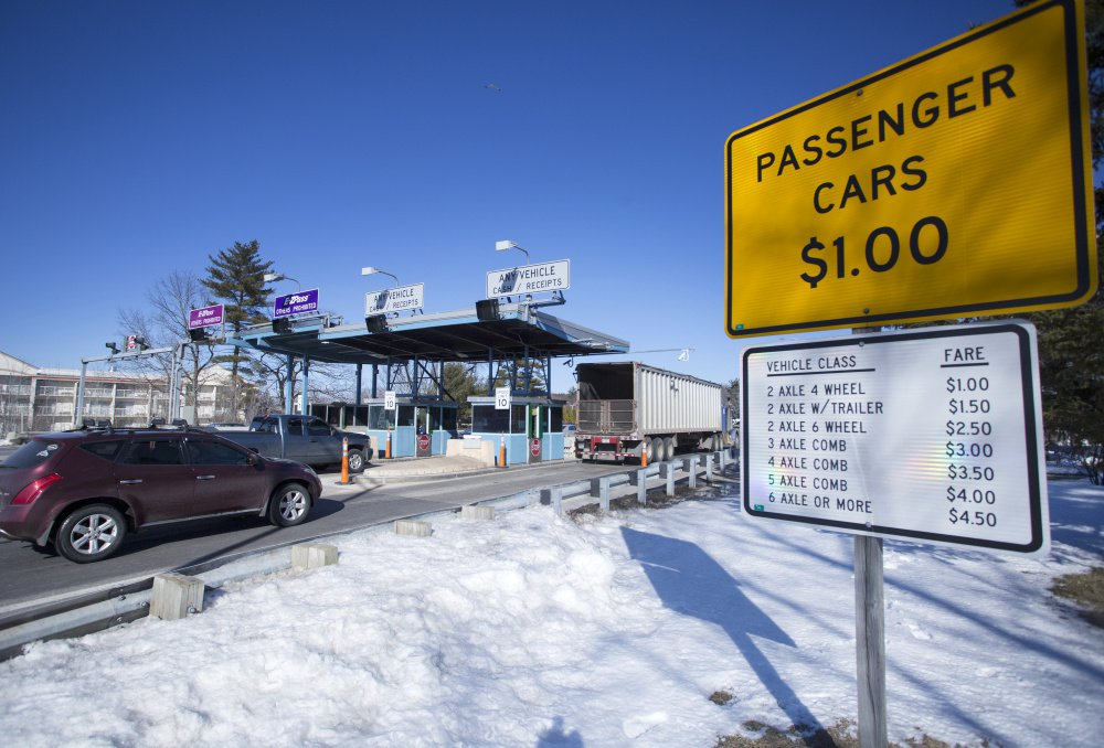 The Maine Turnpike Authority funds its daily operations almost exclusively with toll revenue. It collected $134 million in tolls last year, with over 30 percent coming in during the summer.