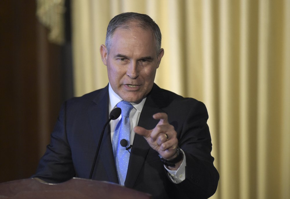 Led by Administrator Scott Pruitt, the Environmental Protection Agency, along with the U.S. Department of Transportation, this month announced a comprehensive review of former President Barack Obama's 2017-2025 fuel-economy standards.