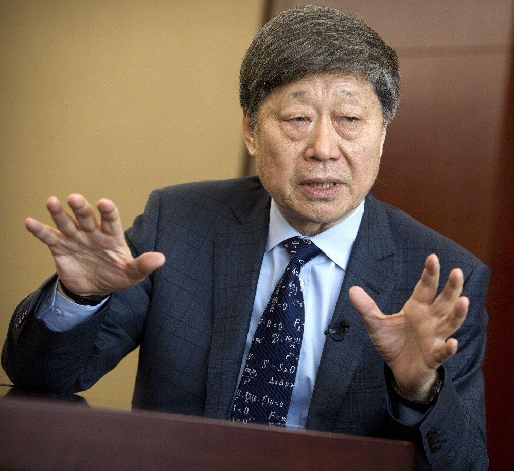 "CEO Zhang Ruimin has broken up Haier into a ""networked company"" of hundreds of business units."