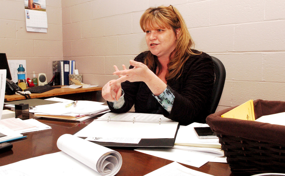 Fairfield Town Manager Michelle Flewelling said the Planning Board will begin looking at the question of whether the town should regulate marijuana sales or businesses, saying board members should look to see if such businesses would fit the town before making a judgment about whether to restrict them.