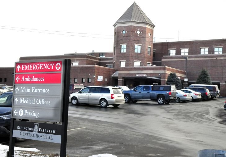 Officials at Redington-Fairview General Hospital in Skowhegan reported Thursday that patients had become the target of a phishing scam via automated phone calls asking for personal financial information.