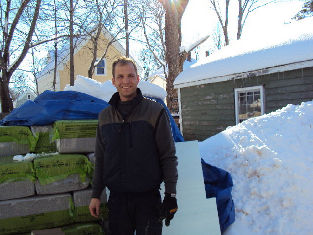 Bo Jespersen, owner of The Breathable Home, will give a talk on the philosophy and science of home performance, as well as different aspects of home weatherization, at 6:30 p.m. Tuesday, March 21, at the Bailey Public Library inWinthrop.