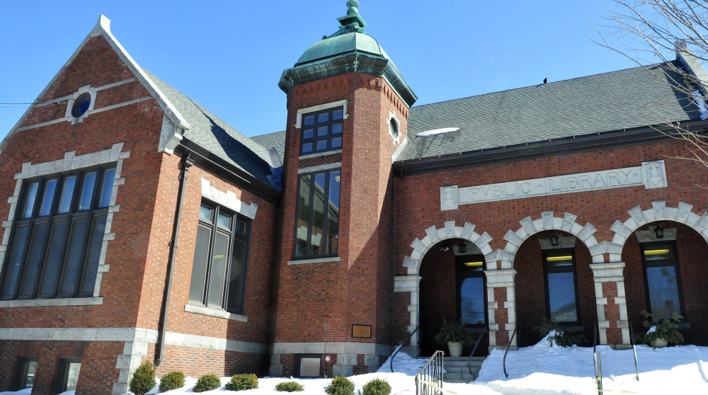 The Waterville Public Library is among finalists for the National Medal of Museum and Library Service award.