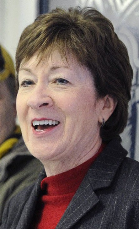 """Sen. Collins: """"There is so little trust between the two parties."""""""