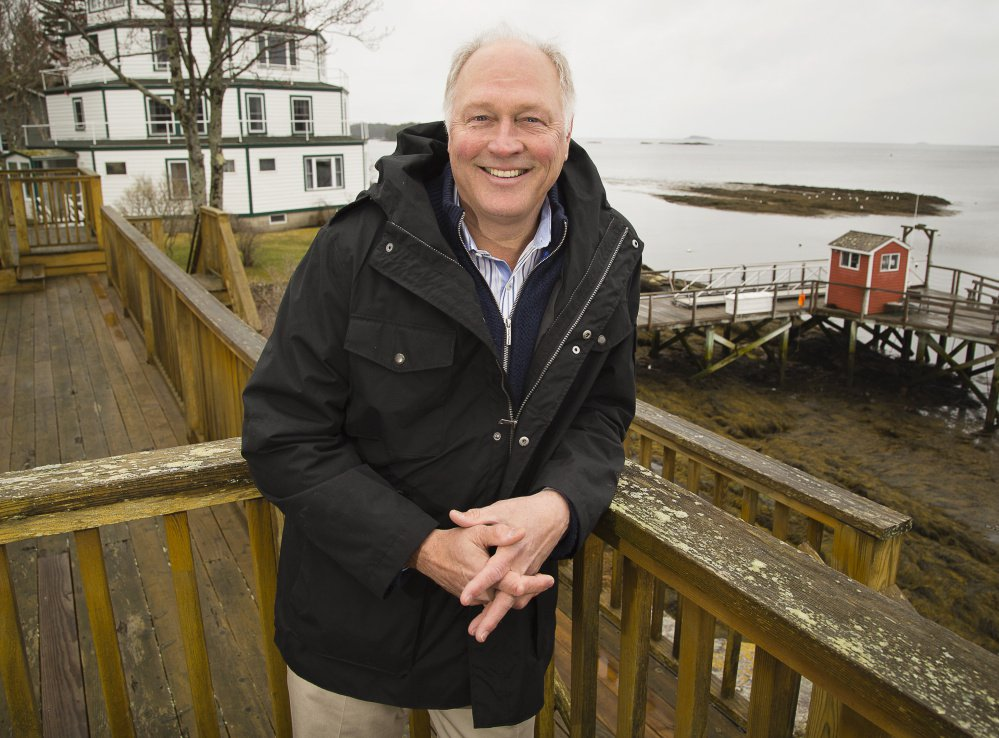 Bob Smith, owner of Sebasco Harbor Resort in Phippsburg, is frustrated by the limits in a visa program that are hurting Maine's hospitality industry.