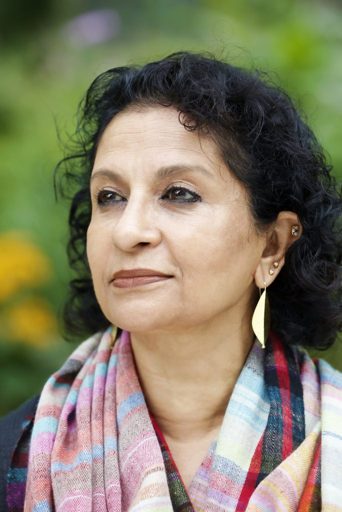 """Ranee Ramaswamy will be dancing and teaching a cooking class on her visit to Portland. """"I am not a chef,"""" says Ramaswamy. Experience, she adds, is what makes a good cook."""