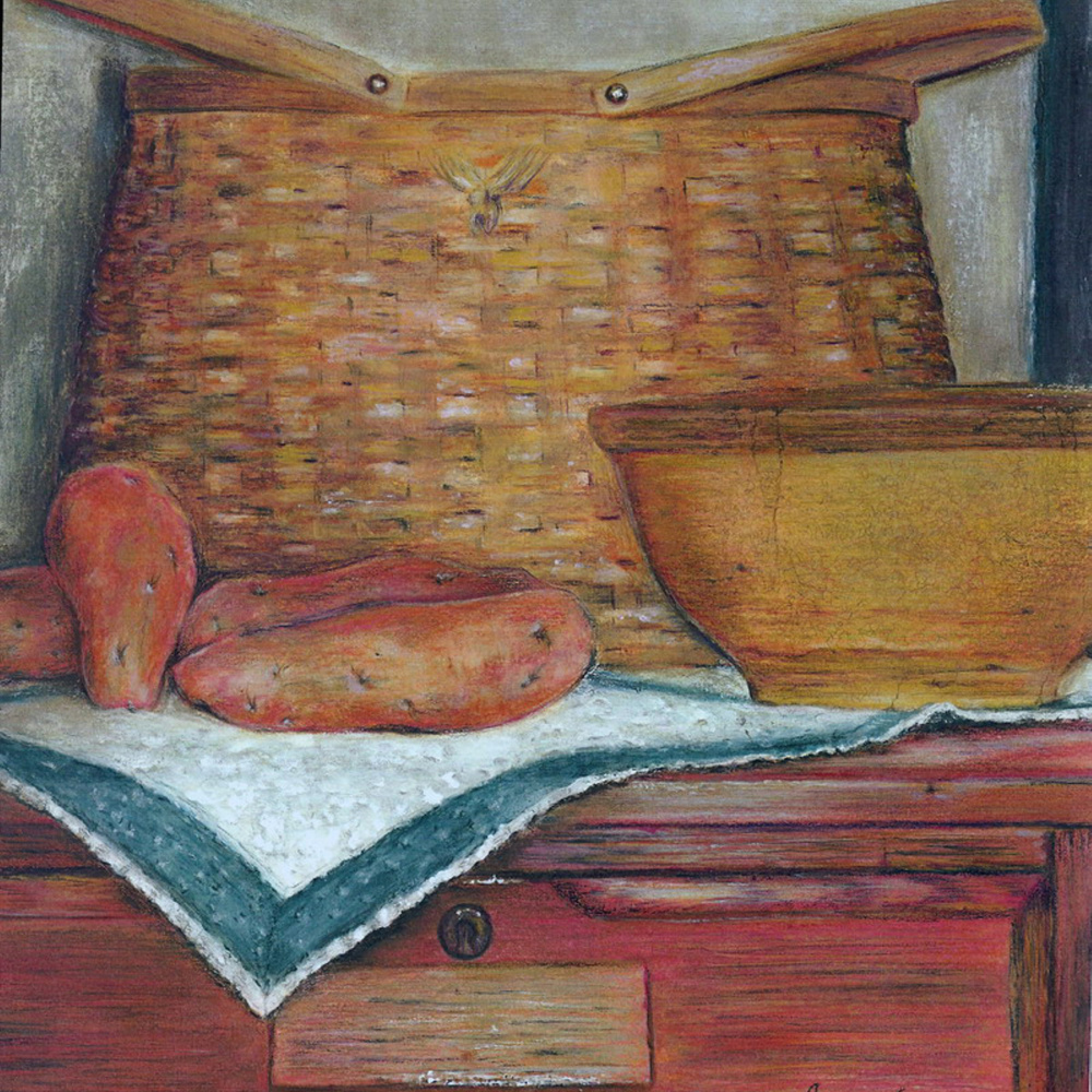"""Sweet Potatoes"" by Janice Norton"