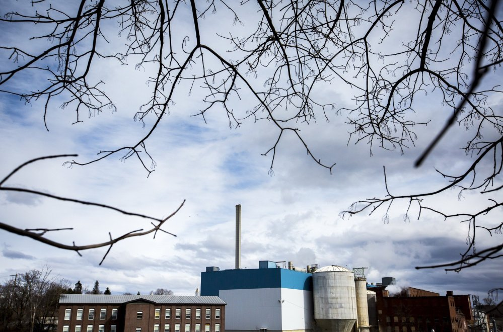 The Madison paper mill ceased production in May 2016, laying off 215 people in the state's fifth paper mill closure in two years.