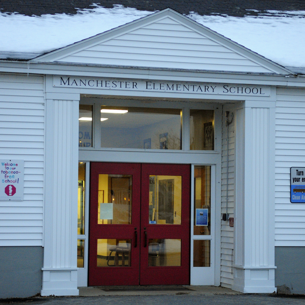 While mold had been a problem at Manchester Elementary School, and a carbon dioxide problem has cropped up recently.