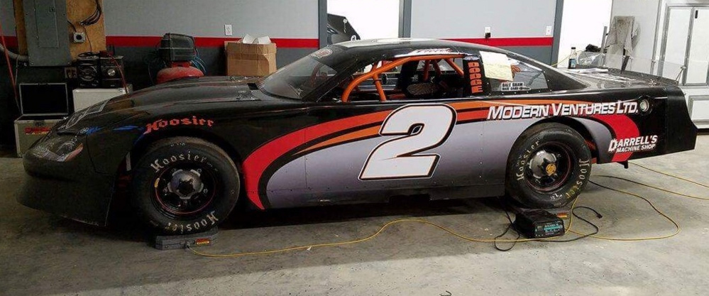 Chad Dow, of Pittsfield, will drive the No. 2 car in the PASS North Speedway Homes 150 on Sunday at Oxford Plains Speedway.