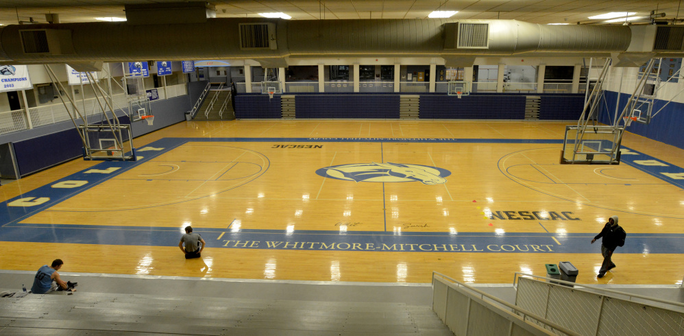 Colby College plans $200 million athletic complex with ...