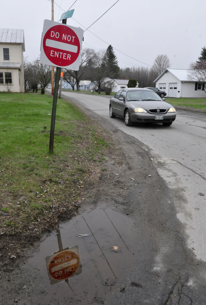 Traffic patterns have changed once again on Gem Street in Skowhegan. Traffic will revert to two-way to accommodate residents and businesses on the street, but drivers may not enter the street from North Avenue. Signs will be erected to announce the changes.