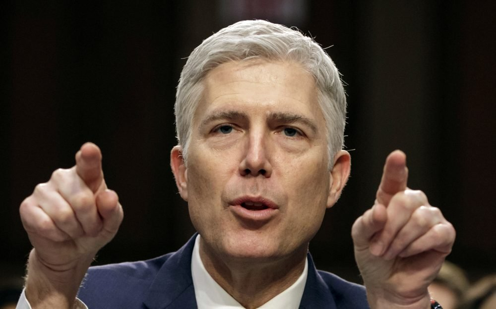 "Justice Neil Gorsuch: ""No one should be surprised that the Constitution looks unkindly on any law so vague that reasonable people cannot understand its terms and judges do not know where to begin in applying it."""