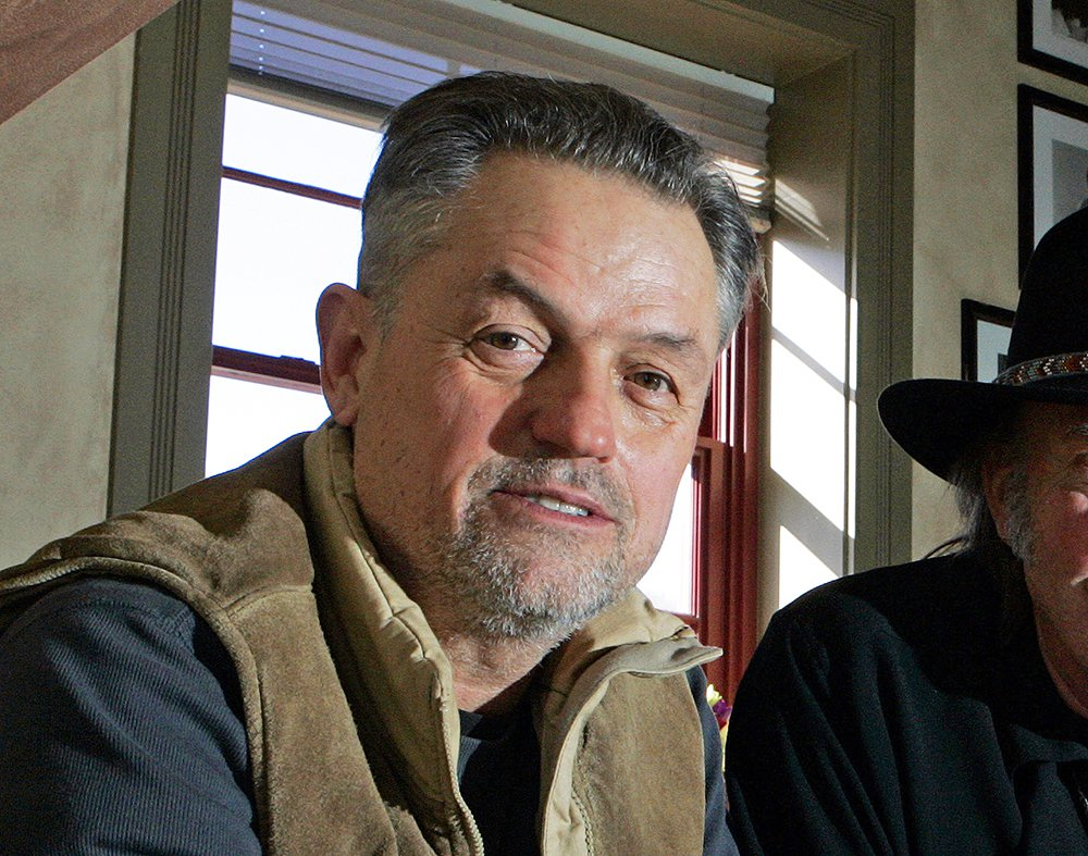 Jonathan Demme appears at the Sundance Film Festival in Park City, Utah.  in this 2006 photo.
