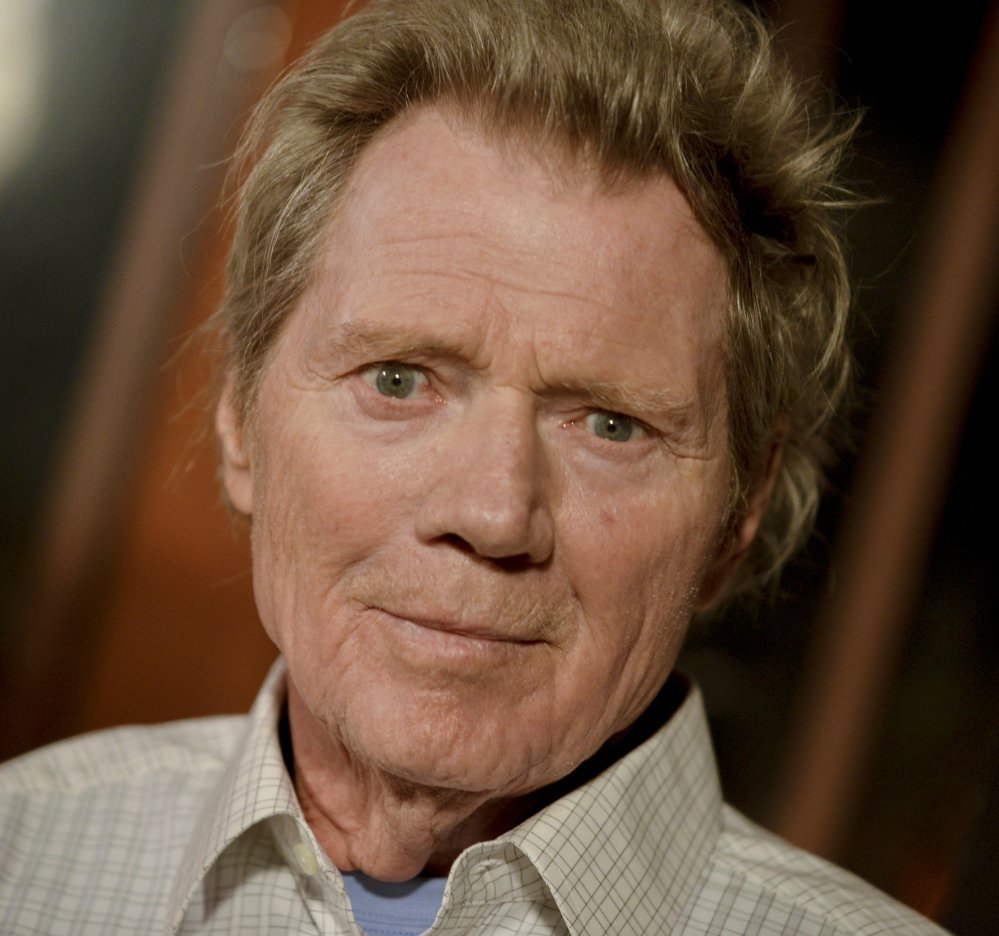 Many of Michael Parks' early roles were in 1960s-era anti-establishment films such as 'Wild Seed' and 'The Happening.'