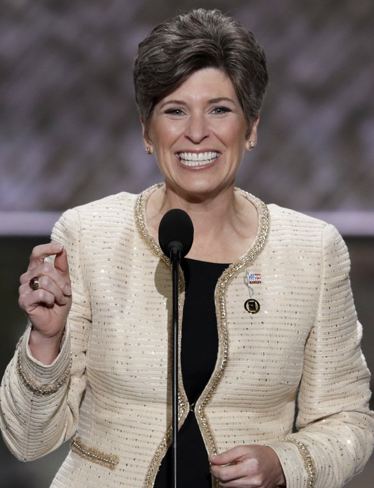 Sens. Joni Ernst and Chuck Grassley, both Republicans from Iowa, said Tuesday that they think repeal of the Affordable Care Act is unlikely.
