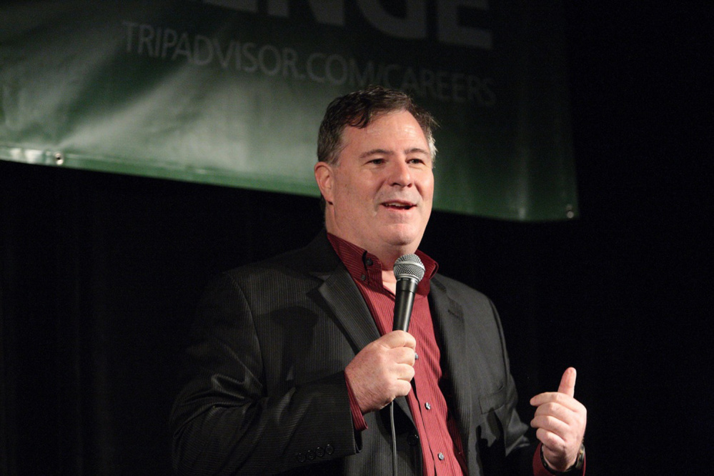 Dave Rattigan will present his stand-up show at 7 p.m. May 27 at the RFA Lakeside Theater.