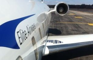 Elite Airways will begin flying between Portland and Halifax, Nova Scotia, at the end of June.