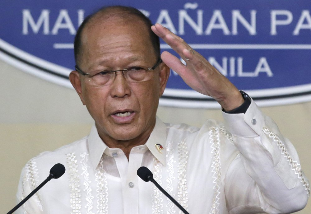 Defense Secretary Delfin Lorenzana said Thursday fighters from various militant groups that gathered in the Marawi siege had a big plan to take over the city. More than a week of fighting has left 95 militants dead. At least 25 soldiers and 19 civilians have also died. He said eight of the fighters killed were foreigners, including Chechen and Arab militants.