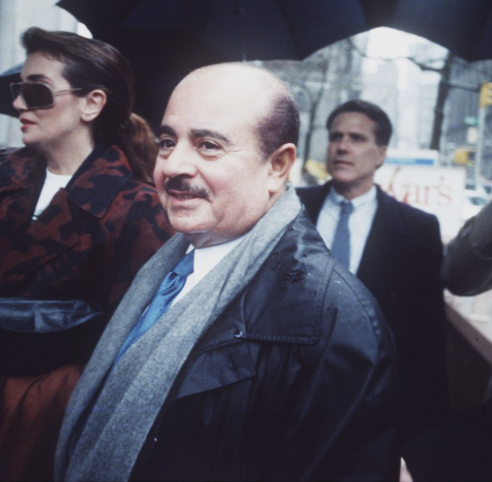 Adnan Khashoggi, an arms dealer and once one of the world's richest men, was 81 – by most accounts.