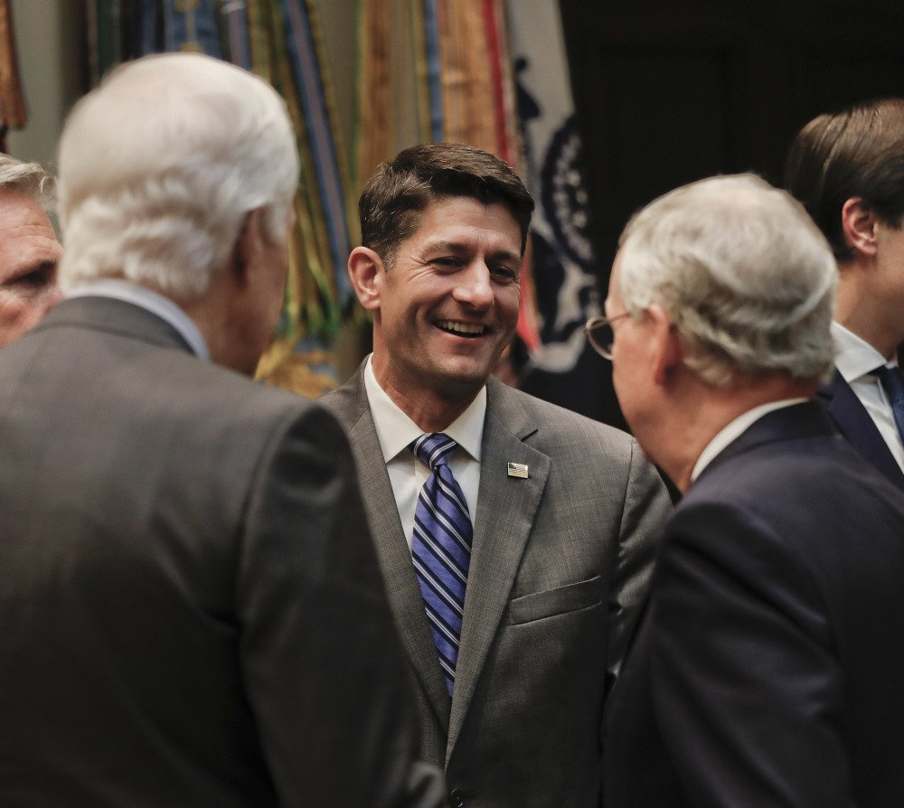 Paul Ryan would not commit to following the timetable offered by the Treasury Department for raising the debt ceiling.