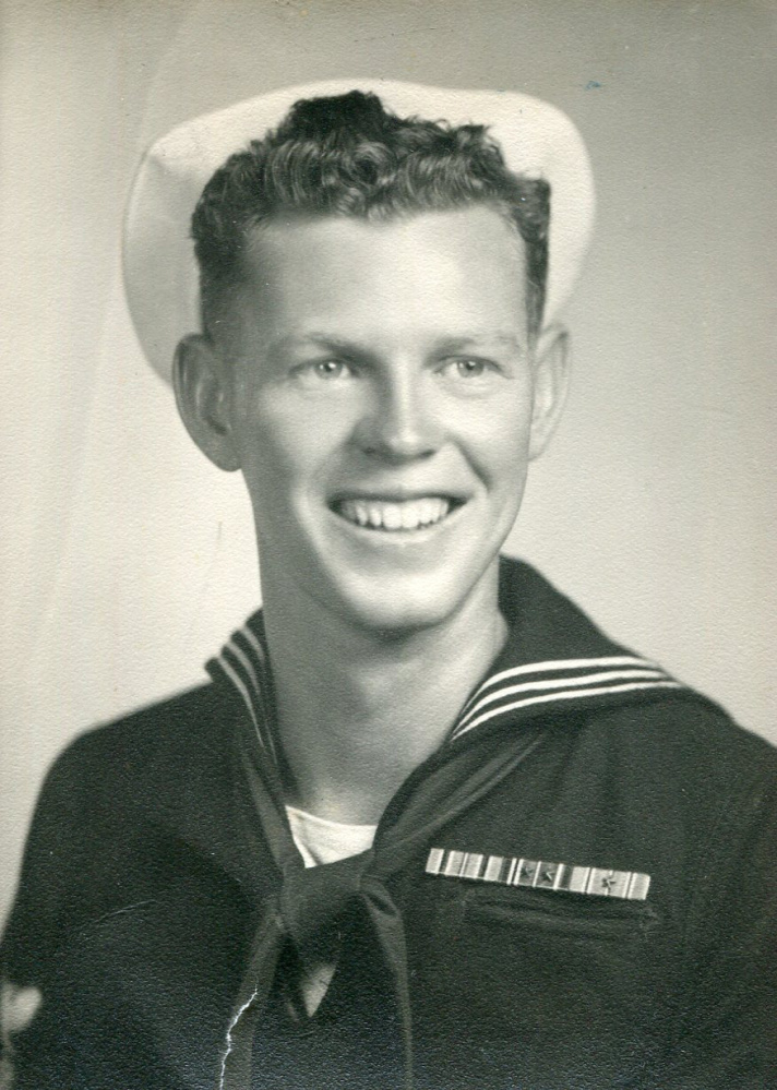 John Gee, a Navy frogman and forerunner of the SEALs who helped clear Utah Beach of obstacles to the Allied invasion of Normandy on June 6, 1944.
