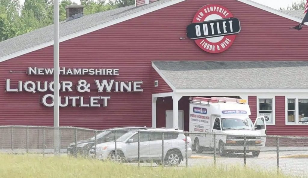 New Hampshire is trying to lure out-of-state shoppers to its liquor stores by offering them coupons equal to a discount that is double their own states' sales tax rates. New Hampshire prides itself on having no sales tax.