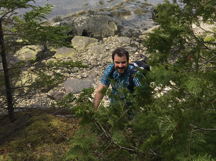 Aaron Strong, a faculty member at the University of Maine School of Marine Sciences, is working to expand water monitoring in Maine.