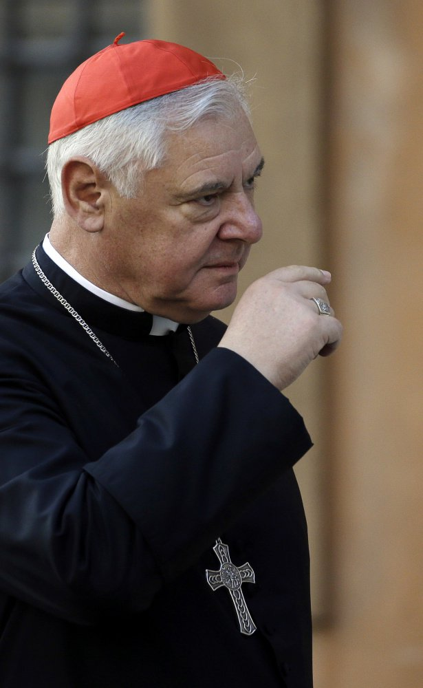 Cardinal Gerhard Ludwig Mueller's ouster was the second major Vatican shake-up tied to the handling of sex abuse cases this week.