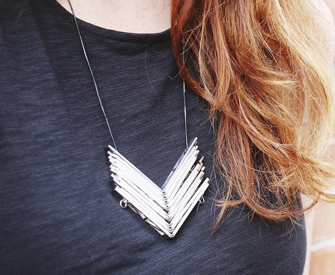 Zootility Co. of Portland has designed a Swiss Army-type tool that can be worn as a necklace.
