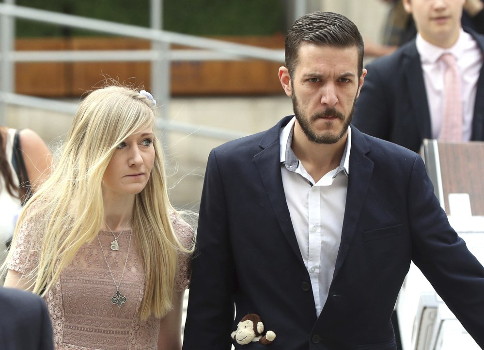 The parents of Charlie Gard, Connie Yates and Chris Gard, returned to a court in London on Thursday, hoping for a fresh analysis of their wish to take their son to the United States for medical treatment.