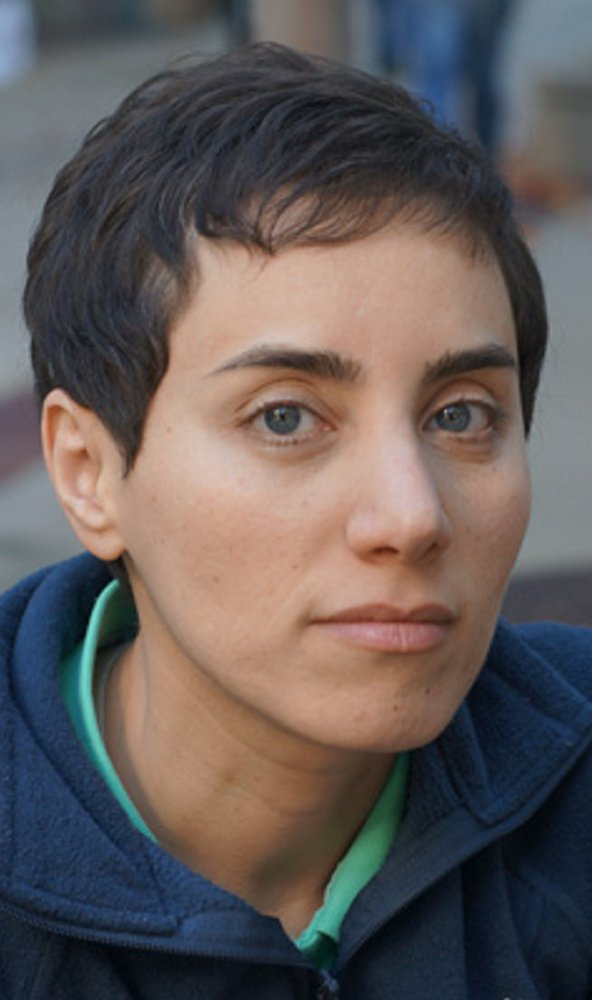 Maryam Mirzakhani's work is abstract but seen as widely influential in fields such as cryptography and physics.
