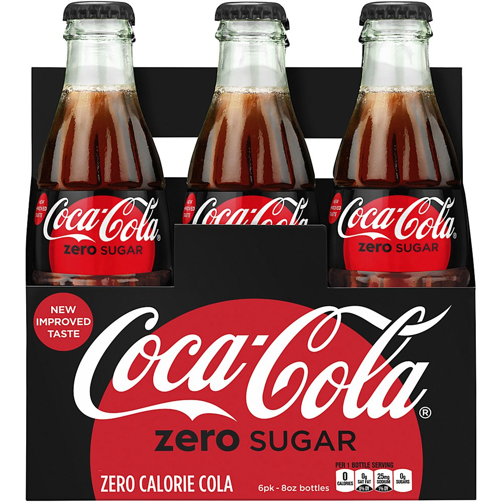 "Coca-Cola Zero Sugar, with its tweaked ""blend of flavors,"" will start hitting the shelves in August."