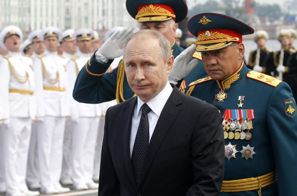 Russian President Vladimir Putin moved to expel 755 American diplomats from Russia in retaliation for Congress passing a bill sanctioning Russia for meddling in the 2016 U.S. election.
