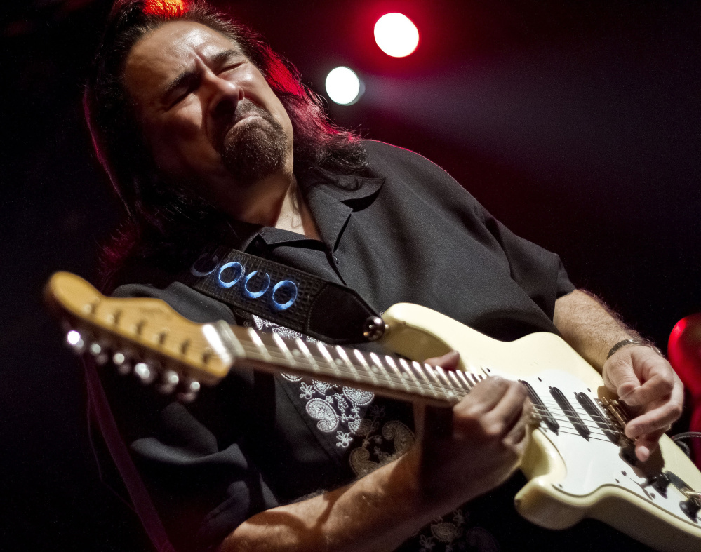 Coco Montoya will perform at the Blues, Brews & BBQ on Saturday, July 29, in Bangor.
