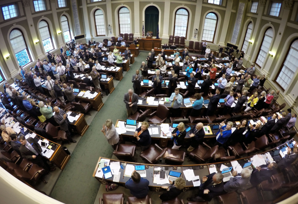 Lawmakers should not miss the opportunity to help businesses recruit educated and skilled employees by giving these workers a chance to pay off their student loans if they commit to living in Maine for five years.