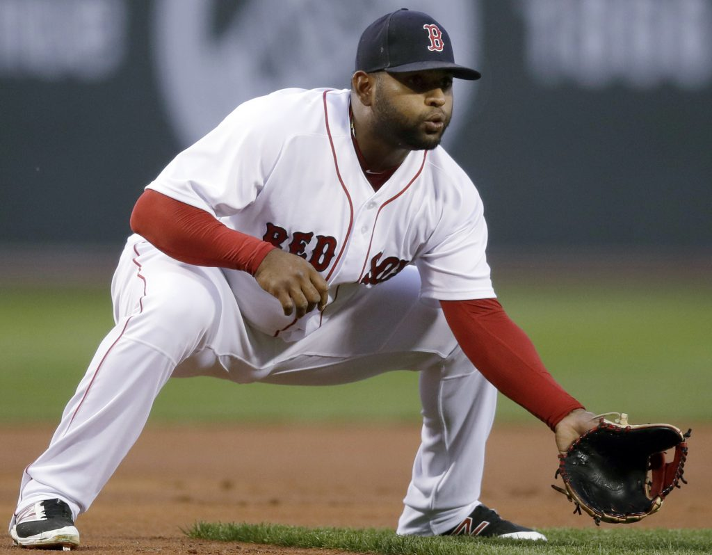 The Red Sox announced on Friday that Pablo Sandoval had been designated for assignment after being activated from the 10-day disabled list.